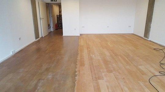 Wood Floor Staining Services In London Fk Floor Sanding