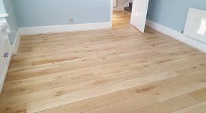 wood floor repairs in London