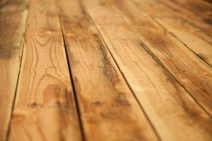 Repair Hardwood Gaps
